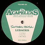 Acappellas You Never - Vol 6 - Southern Edition - Ludacris - TI - Young Jeezy - 12