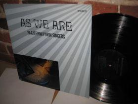 Saakeehiwaywin Singers - As We Are - Saskatchewan Canada Christian  LP