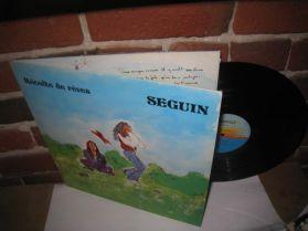SEGUIN - Recolte de Reves - CDN Hippie Psych Folk Prog 1975 LP