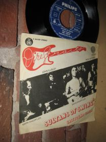 Dire Straits - Sultans Of Swing / Eastbound Train - Yugoslavia - 7 - 45
