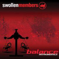 Swollen Members - Balance - Instrumentals - Paul Nice - Del - Hip Hop 2 LP