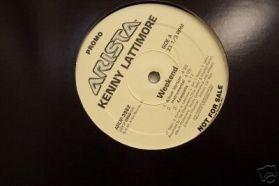 KENNY LATTIMORE - WEEKEND - Neo Soul - R+B - Samples Blondie - Rapture - 12