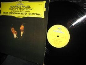 Ravel -  Ma Mère L'Oye - Menuet Antique -  Le Tombeau de Couperin - Dynamic DGG - LP