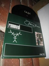 """Removal - Johnny Hanson - 4 of 10 - NoMeansNo - 2002 Vancouver Canada Prog Punk 7"""""""