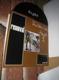 """Removal featuring Joey Shithead Keithley - 3 of 10 - D.O.A. - 2001 Canada Punk 7"""""""