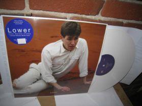 Lower - Seek Warmer Climes - White Vinyl - Post Punk LP