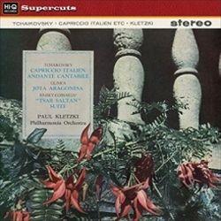 Tchaikovsky - Capriccio Italien - Glinka - Kletzki - Classical Audiophile 180 Grm LP