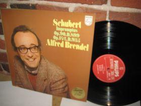 Schubert - Alfred Brendel - Impromptus Op. 90 & Op. 142 - Classical LP