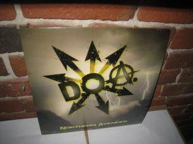 D.O.A. - Northern Avenger - 2008 Canada Punk 180 Grm LP