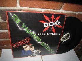 D.O.A. - Potbelly - The Vagabond Sessions - 2011 Canadian Punk LP