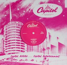 """Nat King Cole - Unforgettable - 1961 Version The Magic Window - RSD Vocal Jazz 10"""""""