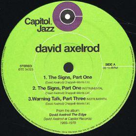 David Axelrod - The Signs - Letta Mbulu - Pula Yetla - Unreleased Funk  Afro Breaks 12
