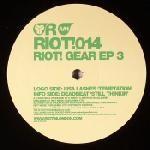 Deadbeat - Still Thinkin  / Lisa Lashes - Temptation - Riot! Gear EP 3 Hard Dance 12