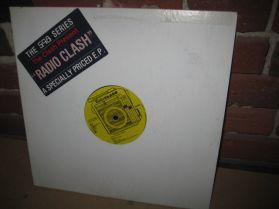 The Clash - Radio Clash - Outside Broadcast - Influential Punk - Dub + Hip Hop - 12