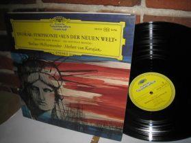 Dvorak - Aus Der Neuen Welt - Von Karajan - Divine Classical LP