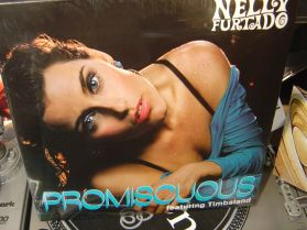 """Nelly Furtado - Timbaland - Promiscuous - 2006 R+B Hip Hop 3 Trk 12"""""""