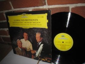 Beethoven - Archduke Piano Trio Op. 97  - Kempff - Szeryng - Fournier - Classical LP