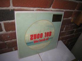 Zuco 103 - The Best Of - Ltd 500 Copies 2015 Acid Jazz Brazil Electronic Gold 180g 2LP