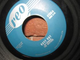 """The Busters - Bust Out / Astronaut's - Early ROCKER INST  / Rockabilly 7"""" - 45"""