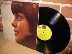Mireille Mathieu - Self Titled  - Capitol US - French Vocal LP