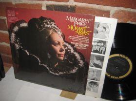 Mozart - Arias - La Clemenza Don Giovanni - Margaret Price - James Lockhart Opera LP