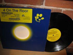 4 On The Floor - Soul Of Man - Tribe Called Quest - Utah Saints - Funky Breaks - 12