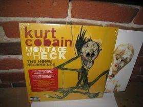 Kurt Cobain - Montage of Heck: Home Recordings - 2015 Grunge Rock 180 Grm 2LP