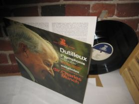 Dutilleux - 2nd Symphony - Charles Munch - 20th Century Classical LP