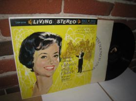 Caterina Valente Werner Muller - Classics With A Chaser -1960 Pop Classical Stereo LP