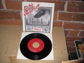 MonDellos - Let's Join- Great San Francisco Punk 45RPM