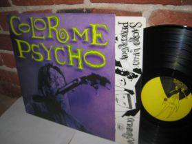 Color Me Psycho - Pretend I'm Your Father - Canadian Horror Punk LP