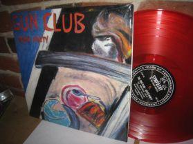 The Gun Club - Death Party - Alt Rock Punk Red Vinyl LP