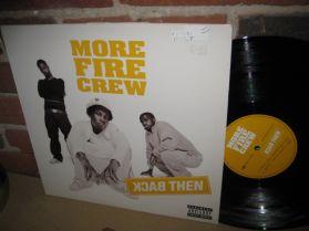 More Fire Crew - Back Then - UK - 2 Step - Grime Hip Hop 12