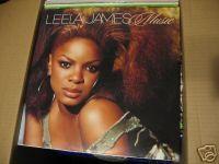 "Leela James - Music - My Joy - Timeless Modern Soul W/ Acapella 12"""