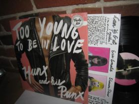 Hunx and his Punx - Too Young To Be in Love - 2011 Punk Lofi Garage Rock LP