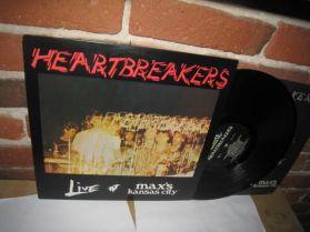 Heartbreakers - Live At Max's Kansas City - Johnny Thunders 1979 Early Punk LP