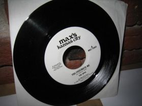 """The Offs - You Fascinate Me - My World -  Punk + Reggae 7"""" 45"""
