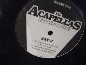 Jay Z - 50 Cent - ACAPELLAS YOU NEVER GOT - Volume 2 - 12