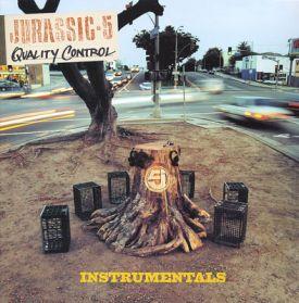 Jurassic 5 - Quality Control - Instrumentals - HIP HOP BREAKS Turntablist - 2LP
