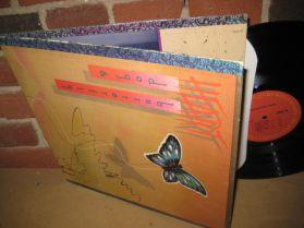 Heart - Dog & Butterfly - Hong Kong Issue - Classic Rock - LP