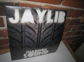 Jaylib - Champion Sound -  Madlib - Jay Dilla - Jay Dee -  Hip Hop - 2LP