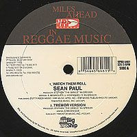 Sean Paul - Watch Them Roll - Tremor Version - New Dancehall Gem - 12