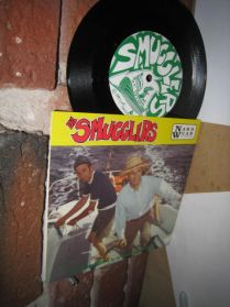 Da Smugglers - Up and Down - NARDWUAR - Vancouver Canada Punk 3 Trk 7 45 EP