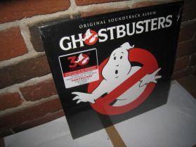 Ghostbusters Original Soundtrack - Ray Parker Jr. - 30th Ann. 1984 OST LP
