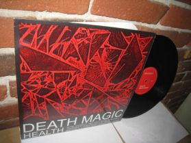 Health - Death Magic - 2015 Noise Rock Dance Electronica LP