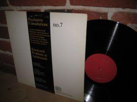 Psychiatric Consultations 7 - Problems In Adolescents - Voice Samples - LP