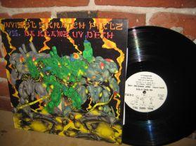 Invisibl Skratch Piklz - Furious Ostrich Tracks - Promo - Turntablist - LP