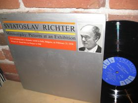 Moussorgsky - Pictures at an Exhibition - Sviatosslav Richter -Brilliantly Imaginative