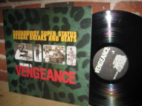 Soundbwoy Super Status - Reggae Breaks & Beats Vol 2 Vengeance - Funk - LP
