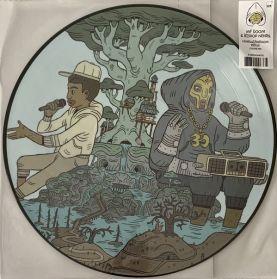 NehruvianDOOM – NehruvianDOOM Redux - 2014 Hip Hop - Pic Disc LP